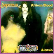 Supermax - African Blood (12 Single, Vinyl, Austria) (gebraucht VG)