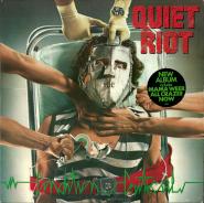 Quiet Riot - Condition Critical (LP, Album) (gebraucht G)