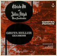 Elfriede Ott, Julius Patzak - Wiener Komödienlieder / Greta Keller - Chansons (LP, Vinyl) (gebraucht VG)