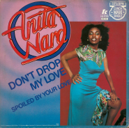 Anita Ward - Dont Drop My Love (12 Maxi Single, Vinyl) (used VG-)