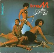Boney M. - Love For Sale (LP, Club Ed., Album) (gebraucht VG)