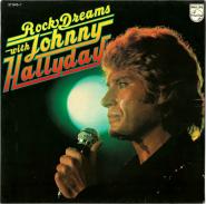 Johnny Hallyday - Rock Dreams with Johnny Hallyday (LP, Club Ed., Comp.) (gebraucht VG+)