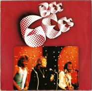 Bee Gees - Bee Gees (LP, Club Ed., Compilation) (used VG-)