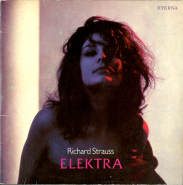 Richard Strauss - Staatskapelle Dresden - Elektra (2xLP, Vinyl) (gebraucht VG)