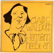 Claire Waldoff - Hermann Heeßt Er! (LP, Comp.) (gebraucht)