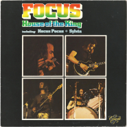 Focus - House Of The King (LP, Compilation) (gebraucht VG)