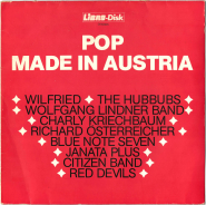 VARIOUS - Pop Made In Austria (LP, Compilation) (gebraucht VG)