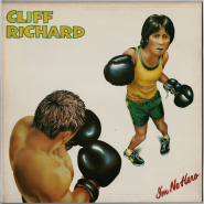 Cliff Richard - Im No Hero (LP, Album) (used VG)