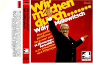 Willy Millowitsch - Wir machen durch....... (4 Track Stereo, Album) (gebraucht G)