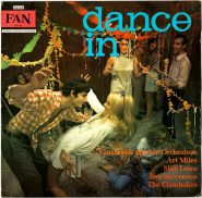 VARIOUS - Dance In (LP, Compilation) (gebraucht VG)