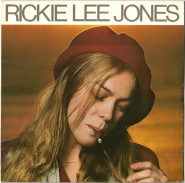 Rickie Lee Jones - Rickie Lee Jones (LP, Album) (gebraucht VG)