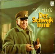 Fritz Muliar - Der Schwejk in mir (LP, Hörspiel) (gebraucht VG)