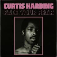 Curtis Harding - Face Your Fear (LP, Album, 180 g, Lim. Ed., Pink) (gebraucht)