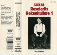 Lukas Resetarits - Rekapituliere 1&2 (2x Audiokassette) (gebraucht G)