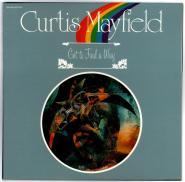 Curtis Mayfield - Got To Find A Way (LP, Album) (gebraucht VG)