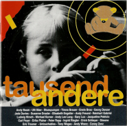 VARIOUS - Tausend Andere (CD, 3 Tracks) (gebraucht VG+)