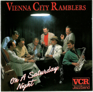Vienna City Ramblers - On A Saturday Night (CD, Album) (gebraucht VG+)