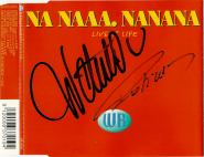 Waterloo & Robinson - Na Naaa. Nanana (Live Is Life) (CD, Single, signiert) (gebraucht VG-)