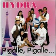 Hydra - Pigalle, Pigalle... (CD, Album) (gebraucht VG+)