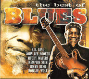 VARIOUS - The Best Of Blues (CD, Compilation) (gebraucht NM)