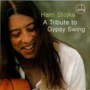 Harri Stojka - A Tribute to Gypsy Swing (CD, Album, signiert) (gebraucht VG+)