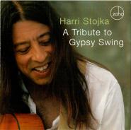 Harri Stojka - A Tribute to Gypsy Swing (CD, Album, signiert) (gebraucht VG+)