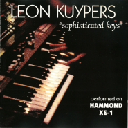 Leon Kuypers - sophisticated keys (CD, Album) (gebraucht VG+)