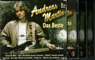 Andreas Martin - Das Beste (3CD Box, Compilation) (gebraucht VG)