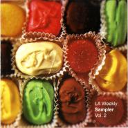 VARIOUS - LA WEEKLY Sampler Vol. 2 (CD, Promo) (gebraucht VG+)