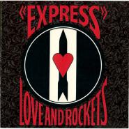Love And Rockets - Express (CD, Album) (gebraucht VG+)