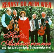 Herta Aschenbrenner - Kennst Du Mein Wien (CD, Album) (used VG+)
