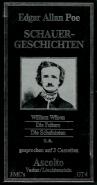 Edgar Allan Poe - Schauergeschichten (3xCassette, Hörbuch) (gebraucht G)