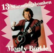 Monty Bürkle - 13 Stimmungsbomben (CD, Album) (gebraucht VG)
