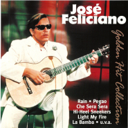 José Feliciano - The Golden Hit Collection (CD, Compilation) (gebraucht VG)