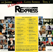 VARIOUS - Ich liebe Dich - 20 Jahre Love-Songs Teil 1 (CD, Compilation) (gebraucht VG+)