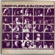 Deep Purple - In Concert (2LP, Album, Live) (gebraucht G-)