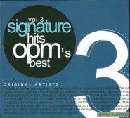 VARIOUS - Signature Hits Opms Best Vol. 3 (CD, Compilation) (gebraucht VG+)