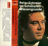 Peter Schreier - Im schönsten Wiesengrunde (Audiocassette, Sonderauflage) (gebraucht VG-)