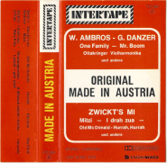 VARIOUS - Original Made In Austria (Audiokassette, Compilation) (gebraucht VG)