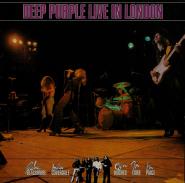 Deep Purple - Live In London (LP, Album, Live) (gebraucht VG)