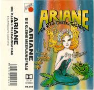Ariane - Die Kleine Meerjungfrau (Audiokassette, Hörbuch) (gebraucht VG)