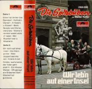 Die Spitzbuben - Wir lebn auf einer Insel (Audiokassette, Compilation) (gebraucht VG)
