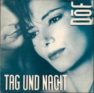 DÖF - Tag Und Nacht (LP, Album) (gebraucht VG+)