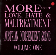 Austrian Independent Scene Volume One - More, About Love, Hate & Maltreatment (2LP, Vinyl) (gebraucht VG-)