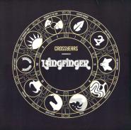 Långfinger - Crossyears (LP, Album, 180g, clear) (gebraucht NM)