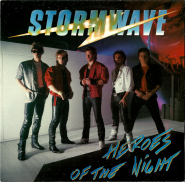 Stormwave - Heroes Of The Night (LP, Album) (gebraucht VG+)